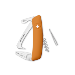 SWIZA Swiss Knife SWIZA HO03R-TT Orange - KHO.0070.1060