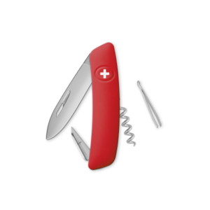 SWIZA Swiss Knife SWIZA D01 AM Red - KNI.0016.1000