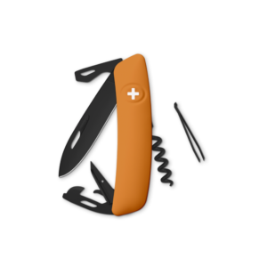 SWIZA Swiss Knife SWIZA D03 AB Orange - KNI.0033.1060