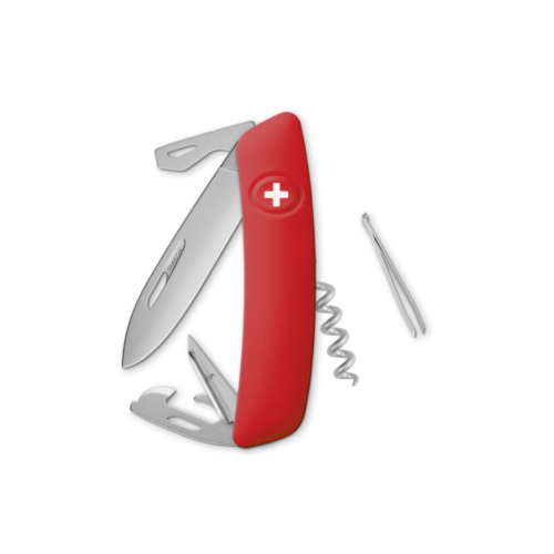 SWIZA Swiss Knife SWIZA D03 AM Red - KNI.0036.1000
