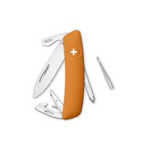 SWIZA Swiss Knife SWIZA D04 Orange - KNI.0040.1060