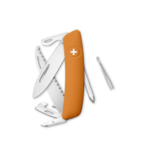 SWIZA Swiss Knife SWIZA D06 Orange - KNI.0060.1060