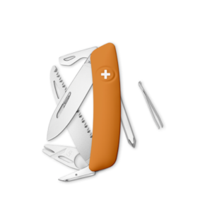 SWIZA Swiss Knife SWIZA TT06 Orange - KNI.0100.1060
