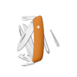 SWIZA Swiss Knife SWIZA D08 Orange - KNI.0120.1060