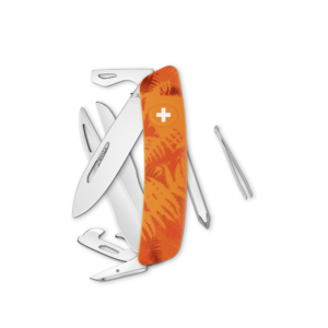 SWIZA Swiss Knife SWIZA C08 Orange - KNI.0120.2060