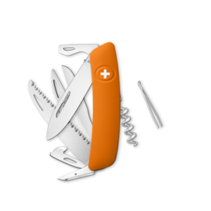 SWIZA Swiss Knife SWIZA D09 Orange - KNI.0130.1060