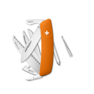 SWIZA Swiss Knife SWIZA D10 Orange - KNI.0140.1060