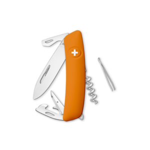 SWIZA Swiss Knife SWIZA D03R Orange - KNR.0030.1060