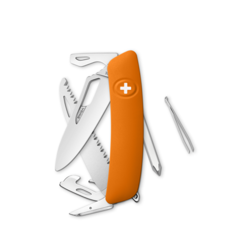 SWIZA Swiss Knife SWIZA SH06R Orange - KSH.0060.1060