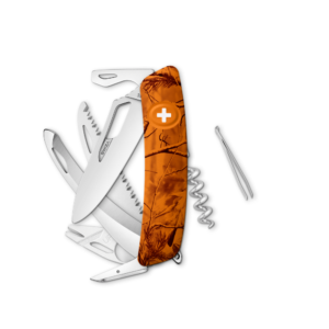 SWIZA Swiss Knife SWIZA SH09R-HUTT Orange - KSH.0210.2160