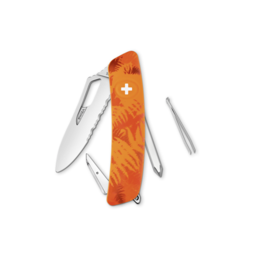 SWIZA Swiss Knife SWIZA SH02TR Orange - KST.0020.2060