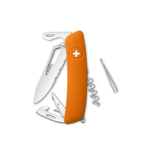 SWIZA Swiss Knife SWIZA SH03TR Orange - KST.0030.1060